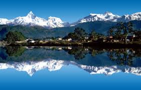 Himalayan mountain, Best of Nepal Tour
