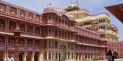 Forts of Rajasthan, Palaces of Rajasthan