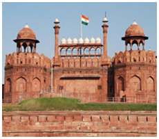Red Fort Delhi, Nepal India Travel
