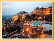 Neemrana Fort, Delhi Jaipur Tour Package
