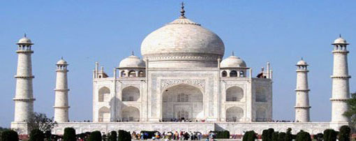 Taj Mahal India, North India Wildlife