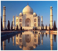 Taj Mahal, Rajasthan on Wheels, train tour packages india