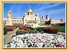 Umaid Bhawan Palace, Tour to Jodhpur Udaipur